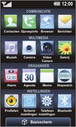LG GC900 Viewty Smart - MMS - Afbeeldingen verzenden - Stap 2