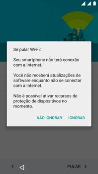 Motorola Moto X Play - Primeiros passos - Como ativar seu aparelho - Etapa 7