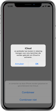 Apple iphone-xs-model-A1920 - Instellingen aanpassen - Back-up maken in je account - Stap 7