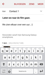 Samsung Galaxy J1 (2016) (J120) - E-mail - Bericht met attachment versturen - Stap 18
