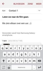 Samsung Galaxy J1 (2016) - E-mail - hoe te versturen - Stap 18