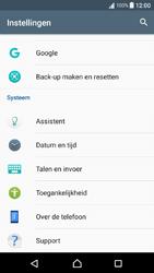 Sony Xperia XA1 - Device maintenance - Back up - Stap 6