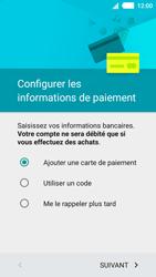 Sony Xperia M4 Aqua - Premiers pas - Créer un compte - Étape 17