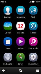 Nokia 808 PureView - Wifi - configuration manuelle - Étape 2
