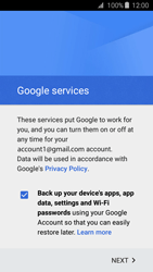 Samsung J320 Galaxy J3 (2016) - E-mail - Configuration manuelle (gmail) - Étape 15