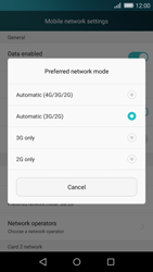 Huawei P8 Lite - Network - Change networkmode - Step 7