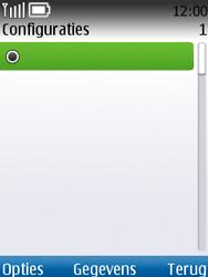 Nokia C2-01 - Internet - automatisch instellen - Stap 10