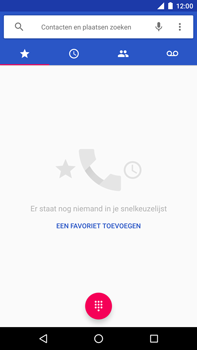 Huawei Nexus 6P - Android Oreo - Voicemail - handmatig instellen - Stap 5