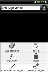 HTC A6363 Legend - MMS - hoe te versturen - Stap 7