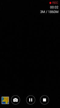 Samsung Galaxy Note 4 - Photos, vidéos, musique - Créer une vidéo - Étape 9