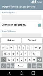 LG H320 Leon 3G - E-mail - Configurer l