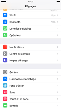 Apple iPhone 6 Plus iOS 9 - MMS - Configuration manuelle - Étape 3