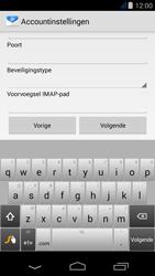 Acer Liquid Jade Z - E-mail - Handmatig instellen - Stap 9