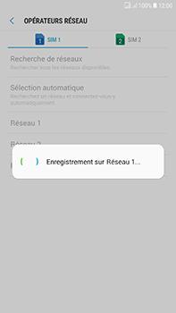 Samsung Galaxy J7 (2017) - Réseau - Sélection manuelle du réseau - Étape 11