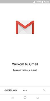 ZTE Blade V9 - E-mail - Handmatig instellen (gmail) - Stap 4