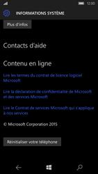 Microsoft Lumia 650 - Appareil - Restauration d