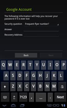 Huawei Mediapad S7-301u - Applications - Downloading applications - Step 9