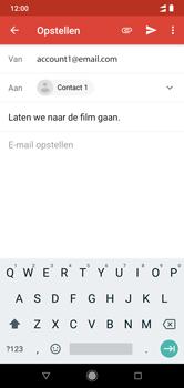 Xiaomi mi-a2-lite-dual-sim-m1805d1sg - E-mail - Bericht met attachment versturen - Stap 8