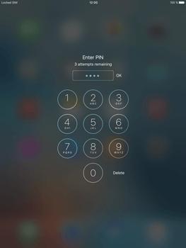 Apple iPad Pro (9.7) - Internet - Manual configuration - Step 16