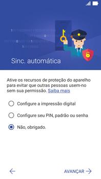 Asus Zenfone 3 - Primeiros passos - Como ativar seu aparelho - Etapa 16