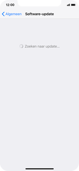 Apple iPhone XS - Toestel - Software update - Stap 6