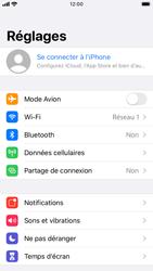 Apple iPhone 7 - iOS 13 - Données - créer une sauvegarde avec votre compte - Étape 3