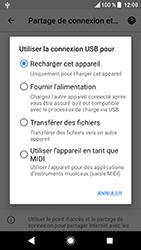 Sony Xperia XA2 - Internet et connexion - Utiliser le mode modem par USB - Étape 8