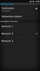 Sony LT26i Xperia S - Netwerk - gebruik in het buitenland - Stap 13