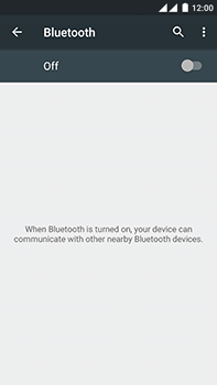 OnePlus 2 - WiFi and Bluetooth - Setup Bluetooth Pairing - Step 5