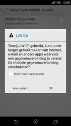 Sony Xperia E4g (E2003) - Internet - Uitzetten - Stap 8