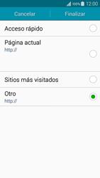 Samsung Galaxy A3 - Internet - Configurar Internet - Paso 25