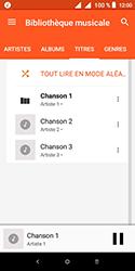 Alcatel 1 - Photos, vidéos, musique - Ecouter de la musique - Étape 8