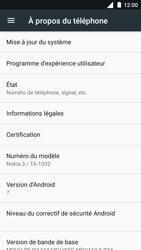 Nokia 3 - Réseau - Installation de mises à jour - Étape 6