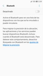 Samsung Galaxy S7 - Android Nougat - Bluetooth - Conectar dispositivos a través de Bluetooth - Paso 6
