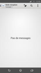 Sony Xperia Z3 Compact - E-mails - Ajouter ou modifier votre compte Outlook - Étape 4
