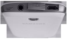 Samsung S5570 Galaxy Mini - Primeros pasos - Quitar y colocar la batería - Paso 8