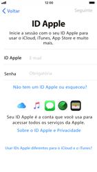 Apple iPhone 8 - Primeiros passos - Como ativar seu aparelho - Etapa 17