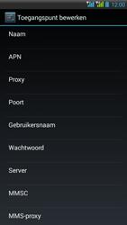 HTC Desire 516 - MMS - Handmatig instellen - Stap 9