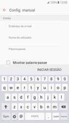 Samsung Galaxy S7 - Email - Configurar a conta de Email -  10