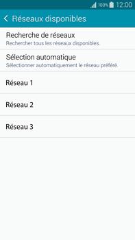 Samsung N910F Galaxy Note 4 - Réseau - Utilisation à l