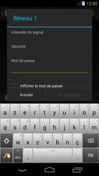 Acer Liquid Jade - WiFi et Bluetooth - Configuration manuelle - Étape 7