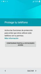 Samsung Galaxy J5 - Primeros pasos - Activar el equipo - Paso 9