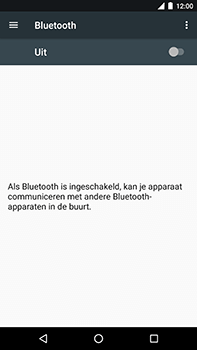 Android One GM5Plus DS - Bluetooth - headset, carkit verbinding - Stap 5