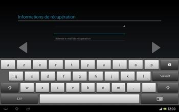 Sony SGP321 Xperia Tablet Z LTE - Applications - Télécharger des applications - Étape 16