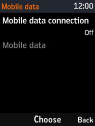 Nokia 3310 - Internet - Disable data usage - Step 8