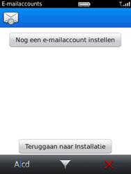 BlackBerry 9800 Torch - E-mail - Handmatig instellen - Stap 13