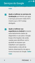Samsung Galaxy A5 - Primeiros passos - Como ativar seu aparelho - Etapa 17
