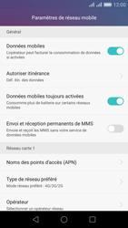 Huawei Honor 5X - Réseau - Changer mode réseau - Étape 6