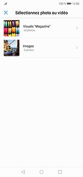 Huawei P20 lite - Contact, Appels, SMS/MMS - Envoyer un MMS - Étape 15