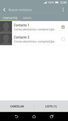 HTC One A9 - E-mail - Escribir y enviar un correo electrónico - Paso 7